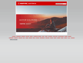 mapfre-warranty.com screenshot