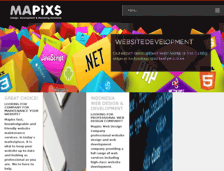 mapixs.com screenshot
