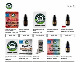 maplehillnaturals.com screenshot