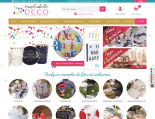 maplusbelledeco.com screenshot