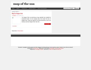 mapoftheusa.blogspot.com screenshot