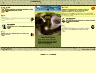 mappa.mundi.net screenshot