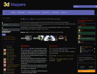 mappersunited.com screenshot