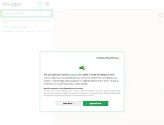 mappy.nl screenshot