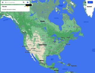maps.google.li screenshot