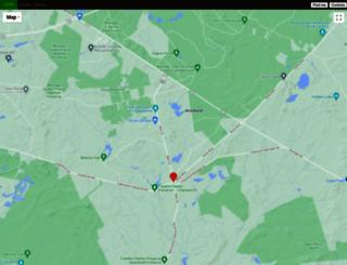 maps.njpinebarrens.com screenshot