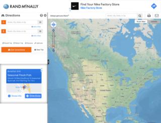 Maps Randmcnally Com Access maps.randmcnally.com. Rand McNally Driving Directions and Maps Maps Randmcnally Com
