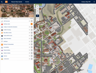 Campus Map Utep.Access Cbe Udel Edu Chemical And Biomolecular Engineering At The