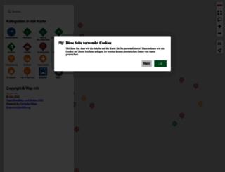 maps.zillertalarena.com screenshot