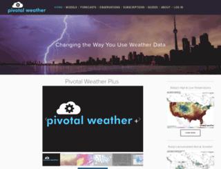 maps3.pivotalweather.com screenshot