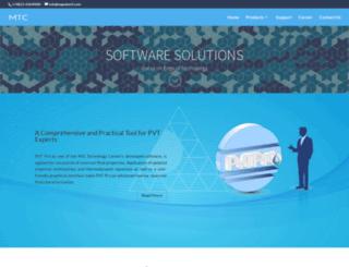 mapsatech.com screenshot