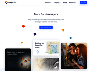 maptiler.org screenshot
