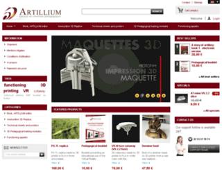 maquettes-pedagogiques.com screenshot