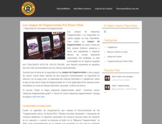maquinastragamonedas.net screenshot