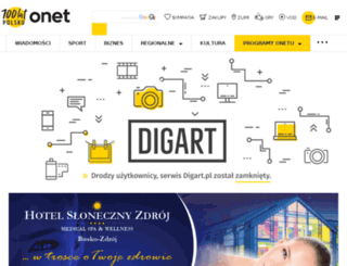 mara130.digart.pl screenshot
