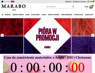 marabo.pl screenshot