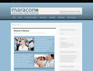maracon.ca screenshot