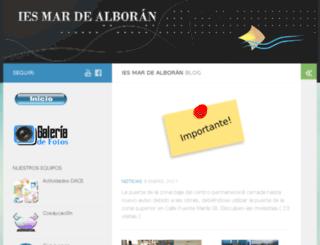 maralboran.es screenshot