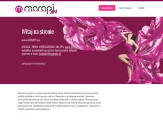 marapi.pl screenshot