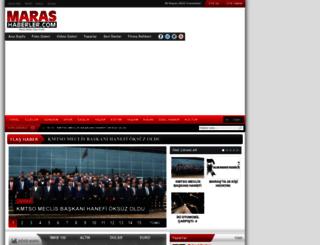 marashaberler.com screenshot