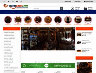maraspazar.com screenshot