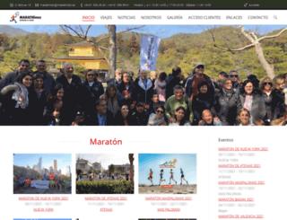 marathinez.es screenshot