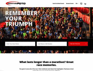 marathonfoto.com screenshot