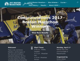marathonmediaguide.azurewebsites.net screenshot