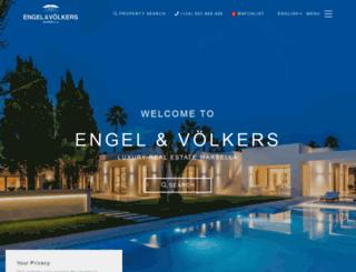 marbella-ev.com screenshot