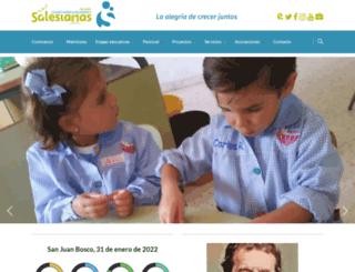 marbella2.salesianas.com screenshot