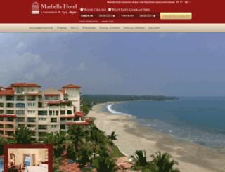 marbellaanyer.com screenshot
