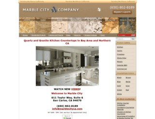 marblecityca.com screenshot