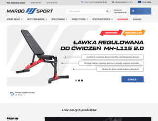 marbo-sport.pl screenshot