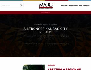 marc.org screenshot
