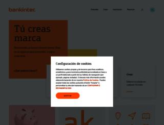 marca.bankinter.com screenshot