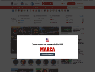 marca.com screenshot
