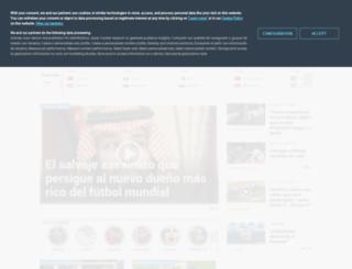 marca.recoletos.es screenshot