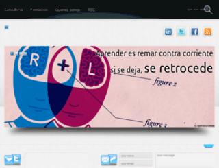 marcablancaconsultores.com screenshot
