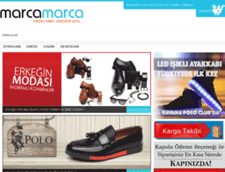marcamarca.com.tr screenshot