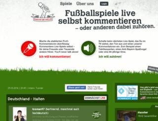 marcel-ist-reif.de screenshot