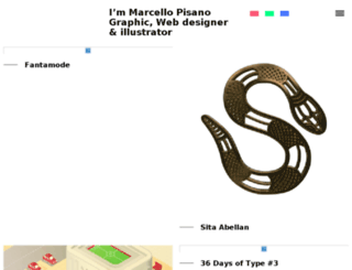 marcello-pisano.com screenshot