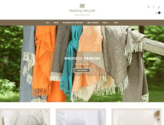 marcelmiller.com screenshot