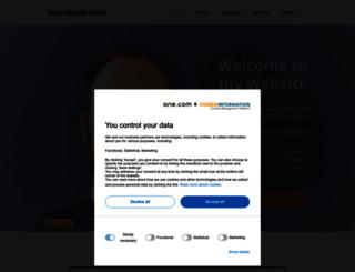 marcelodemelo.com screenshot