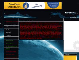 marcelofv.es.tl screenshot