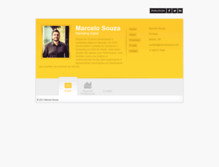 marcelosouza.net screenshot