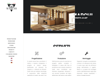 marchi-contract.com screenshot