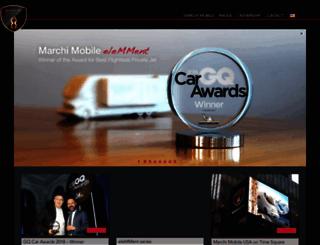 marchi-mobile.com screenshot