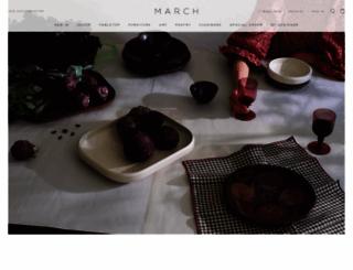 marchsf.com screenshot