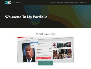 marcinmigdal.com screenshot