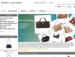 marcjacobs-handbags-shop.com screenshot